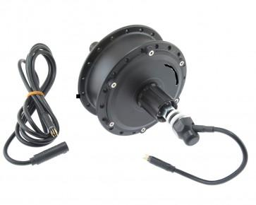 Achterwielmotor 24C - zwart
