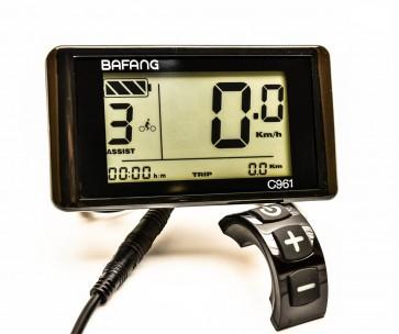 LCD display Bafang C961