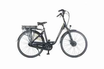 Veldia Comfort E-bike mat zwart - 54 cm