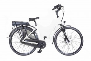 Veldia Comfort E-bike wit - 49 cm