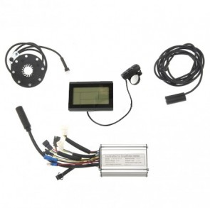 Controller-display set: high speed (17A)+ LCD03