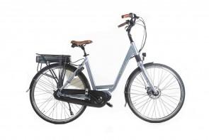 Veldia Centra E-bike grijsblauw - 50 cm