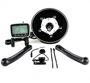 Middenmotor (TSD) 350W - zwart